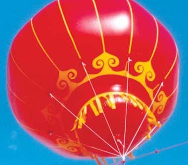 升空气球1
