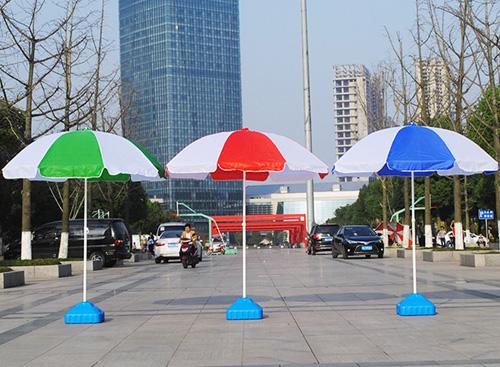 彩色太阳伞1