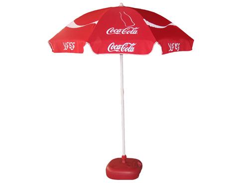 可口可乐太阳伞