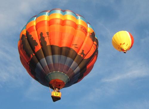 广告升空气球