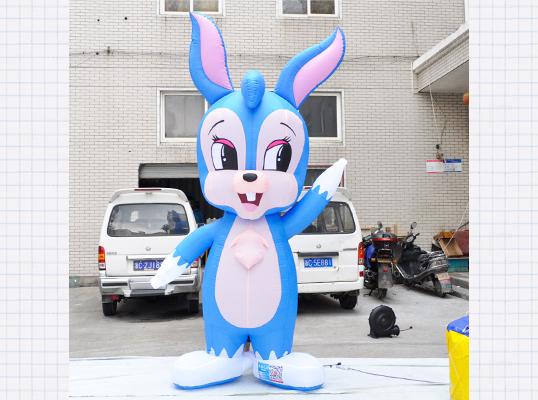 兔八哥标识卡通